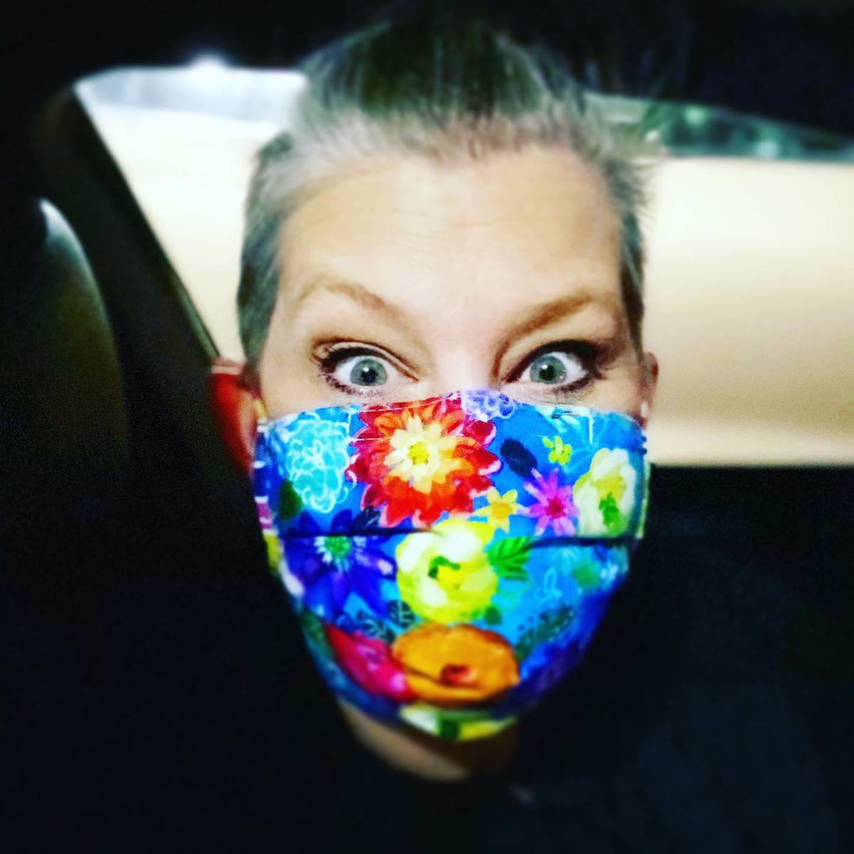 Kathleen Masked